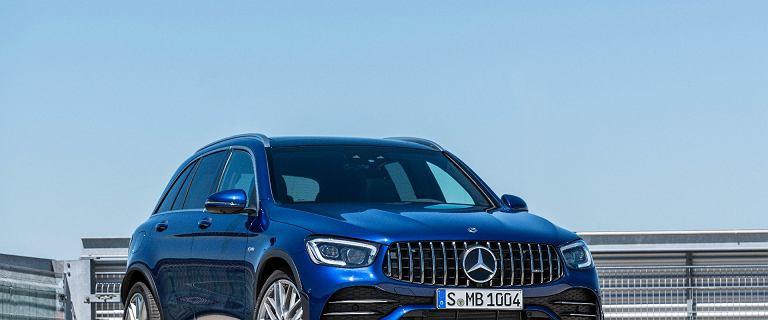 Mercedes-AMG GLC 43 uzupełnia gamę sportowych Mercedesów