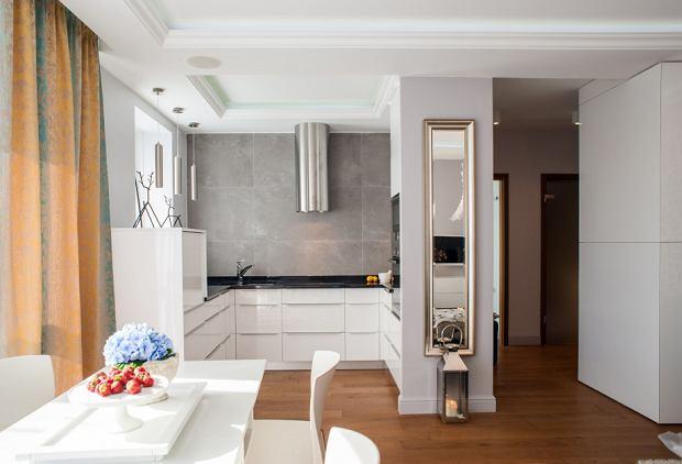 Eleganckie mieszkanie w Gdańsku