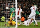 Irlandia - Polska. Fabiański: Przed golem Irlandczycy otrzymali rożny, którego nie powinno być. Zostałem sfaulowany