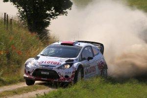 WRC | Rajd Polski w Mikołajkach przez 10 lat