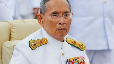 Król Tajlandii w 2012 roku