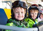 Pierwszy wyjazd na narty z dziećmi? Wybierz miejsce pełne atrakcji