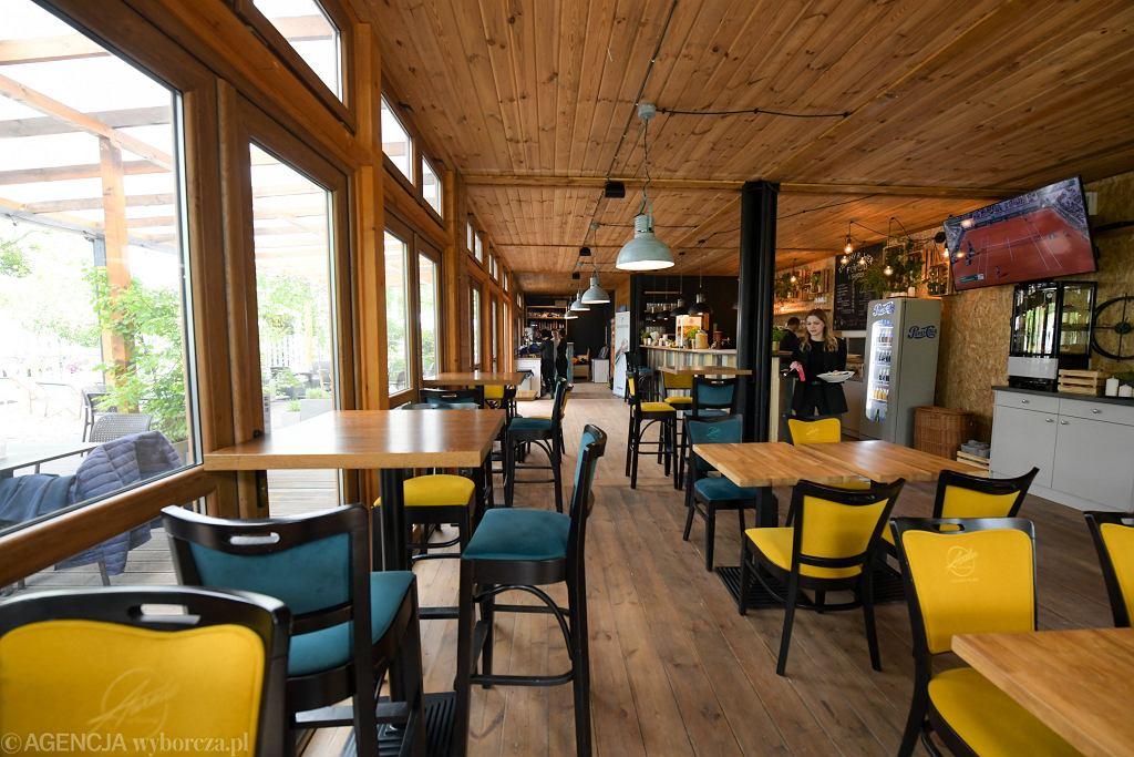 Otwarcie restauracji (zdjęcie ilustracyjne)