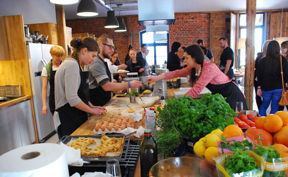 Kuchnia Pieciu Przemian W Studiu Kulinarnym Book Cook