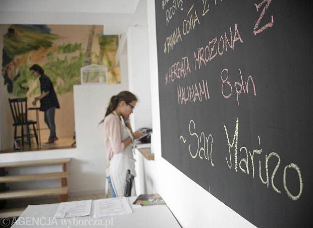 Restauracja San Marino