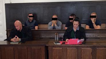Proces w sprawie dopalaczy z ulicy Korzeniewskiego