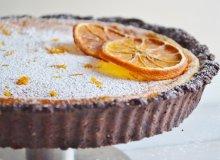 Tarta migdałowo - pomarańczowa - ugotuj