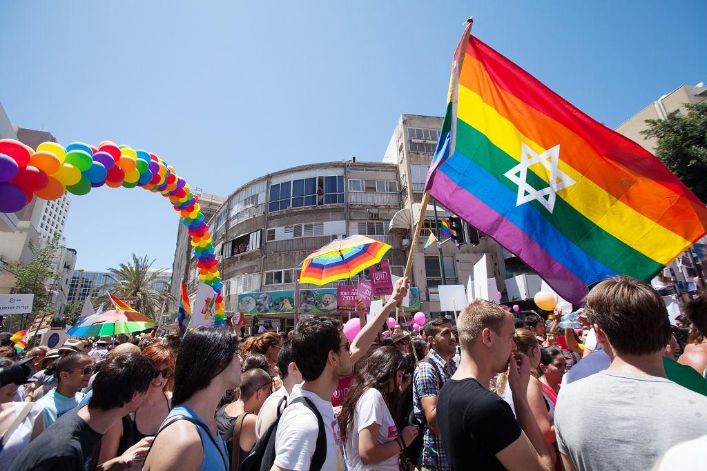 Parada Gay Pride w Tel Awiwie (fot. miljko / iStockphoto.com)