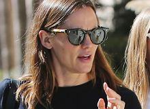 Jennifer Garner spacerowała z córką po ulicach Los Angeles. Violet to kopia mamy