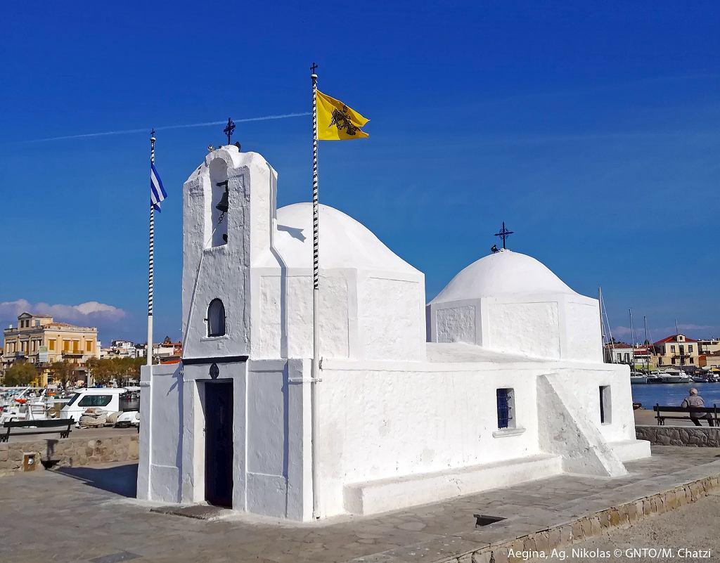 Egina, Agios Nikolas