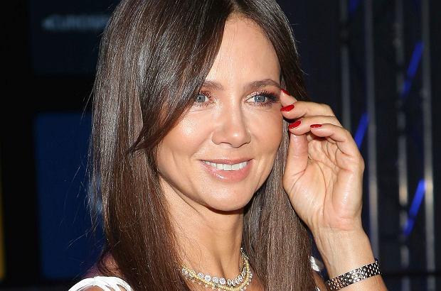 Kinga Rusin jest jedną z najbardziej wysportowanych polskich gwiazd. W rozmowie z Plotkiem zdradziła, czemu zawdzięcza swoją zgrabną sylwetkę .