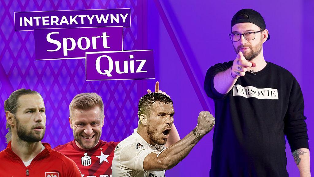 Interaktywny Sport Quiz