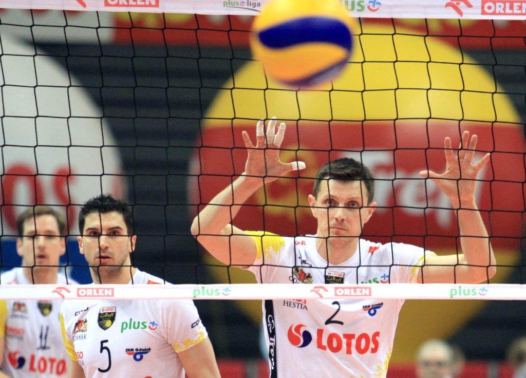 Lotos Trefl Gdańsk - Asseco Resovia Rzeszów 0:3