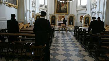 Cerkiew przy klasztorze Bazylianów przy ul. Miodowej w Warszawie