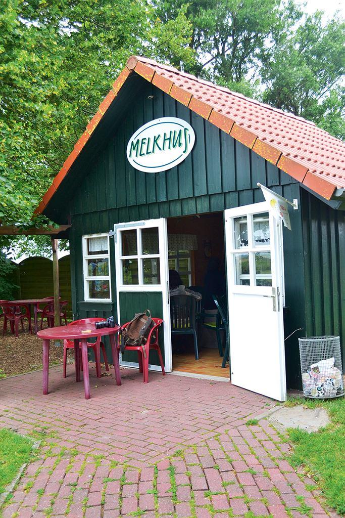 Wesermarsch, Melkhus