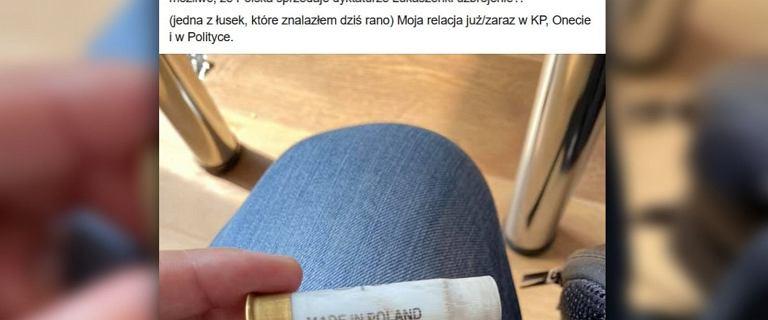 Sierakowski: OMON-owcy strzelali do nas polskimi kulami