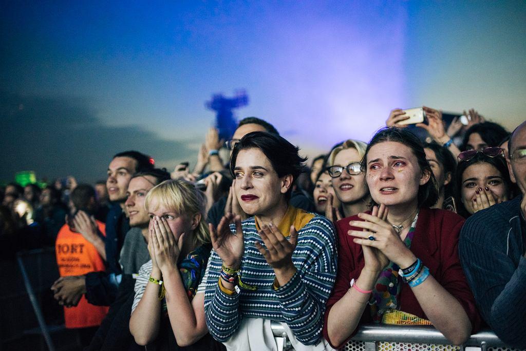 Open'er festival 2017 / Bartosz Bańka / Agencja Gazeta