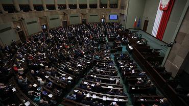 57 Posiedzenie Sejmu VIII Kadencji