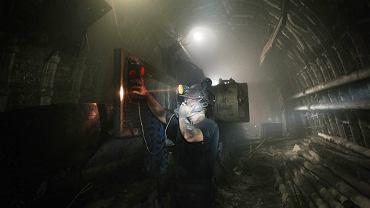 Górniczy kombajn