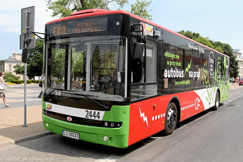 Kierowca lubelskiego MPK miał prowadzić autobus pod wpływem narkotyków. Zdjęcie ilustracyjne