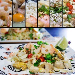Pad Thai czyli smażony tajski makaron