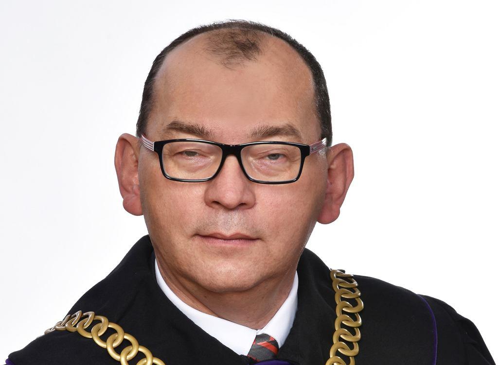 Sędzia Przemysław Radzik