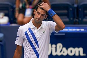 Wiadomo, ile pieniędzy stracił Novak Djoković po dyskwalifikacji z US Open. Dostał trzy kary