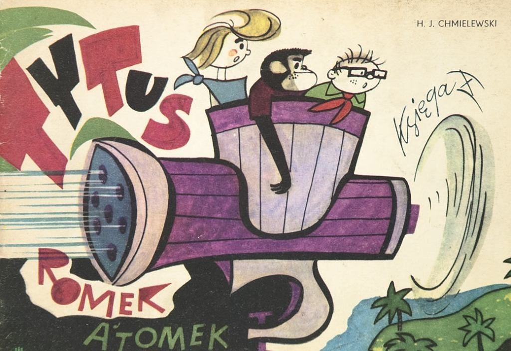 Komiksy Plakaty I Książki Artystyczne Na Jarmarkach