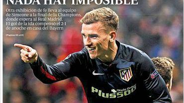 """""""ABC"""" - Dla Atletico, nic nie jest niemożliwe"""