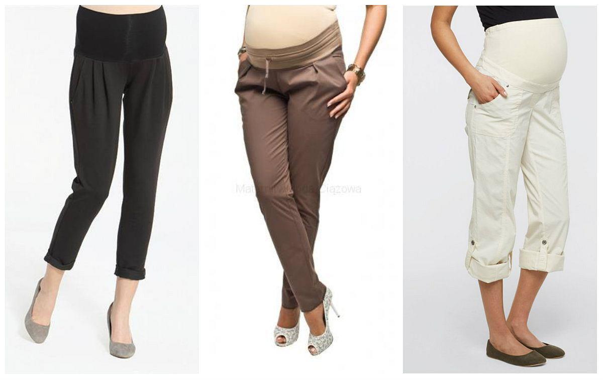 16e1a7864e519e Spodnie dla kobiet w ciąży - 15 propozycji