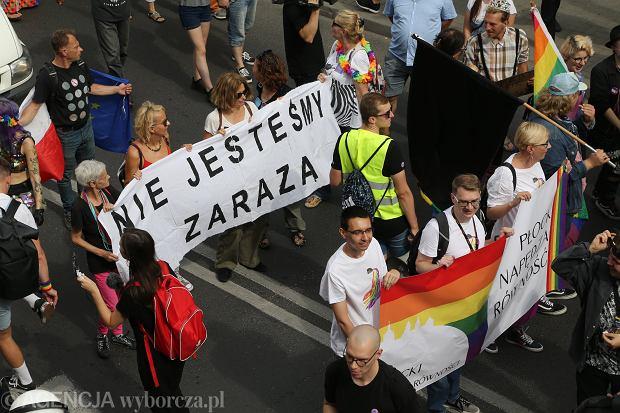Pierwszy Marsz Równości w Płocku