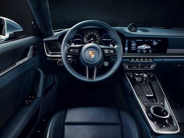 Porsche 911 (992) 2019