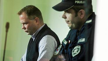 Zbrodnia miłoszycka. Oskarżony Norbert Basiura przed sądem