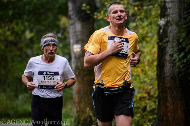 Zdjęcie numer 104 w galerii - Silesia Marathon. Chłód i wiatr niestraszne, rekord pobity! [ZDJĘCIA]