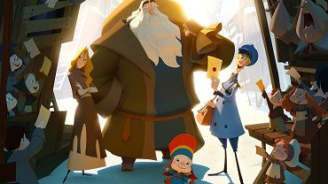 Netflix zapowiada premierę pierwszego filmu animiowanego