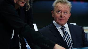 Janusz Wojciechowski podczas ponownego publicznego wysłuchania przez Parlament Europejski. Bruksela, 8 października 2019 r.
