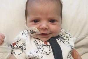 Noworodek przeszedł trzy zawały. Miał zaledwie 17 dni, gdy zakrztusił się mlekiem