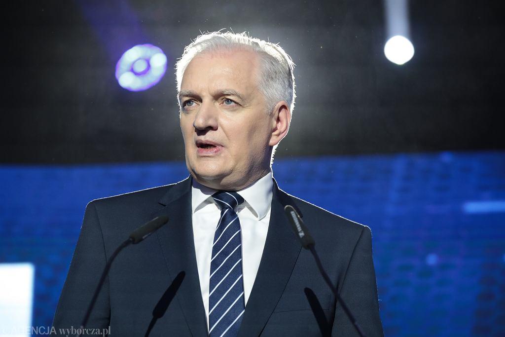 1Kongres Porozumienia Jaroslawa Gowina w Warszawie