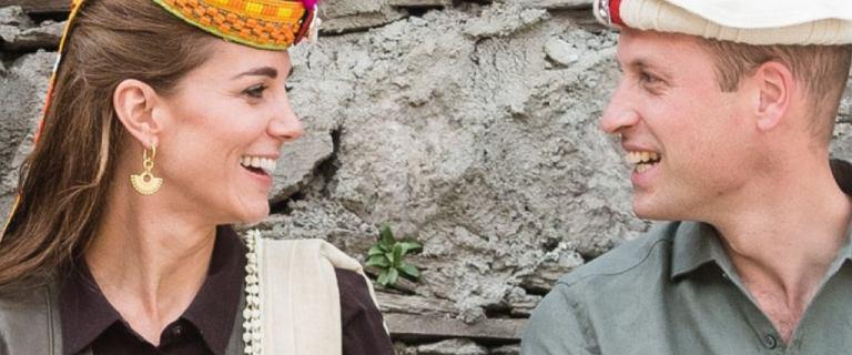 Książę William w Pakistanie spotkał kobietę, która w wyjątkowy sposób uczciła Dianę