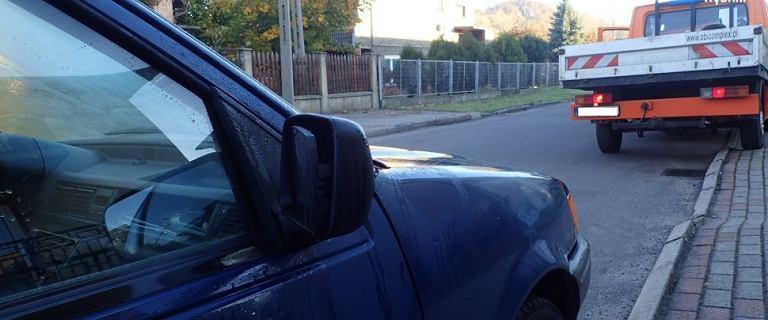 Czerwionka-Leszczyny: 88-latek potrącił dwie kobiety i uciekł
