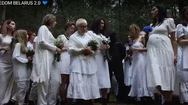 Białoruskie rusałki przeciw OMON-owi