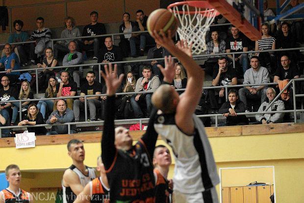 Koszykarze z Olsztyna podejmują rezerwy Czarnych Słupsk