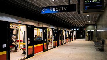 Warszawa, I linia metra