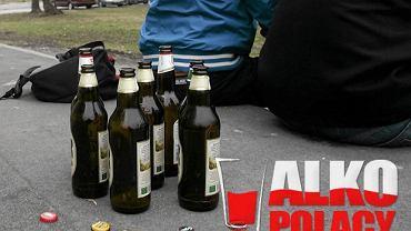 ''Gdy często zastanawiasz się nad tym, czy nie pijesz za dużo, to prawdopodobnie masz już problem''