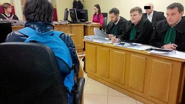 Robert K. zeznaje w procesie w sprawie nieprawidłowości w Draweksie