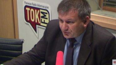 """Waldemar Żurek, rzecznik KRS, w """"Poranku Radia TOK FM"""""""