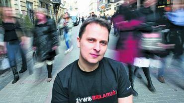 Nie mogliśmy legalnie kręcić na Białorusi, więc do serii ujęć Mińska wynajęliśmy półpaństwową firmę, mówiąc, że robimy serial o stolicach Europy
