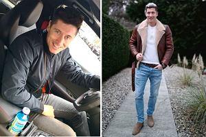 3 wiosenne kurtki, które uwielbia Lewandowski. Ubierz się jak piłkarz!