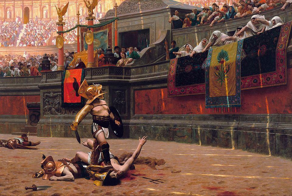 Roman Giertych. PiS zrobił z niego Gladiatora i próbuje odwrócić uwagę od COVID.