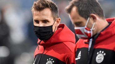 Miroslav Klose usłyszał złą diagnozę.